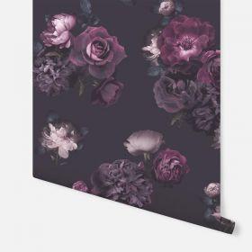 Euphoria Floral Plum 697500