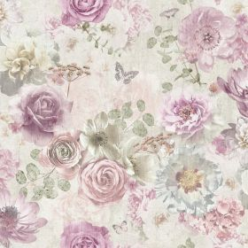 Vintage Floral- Multi 906801