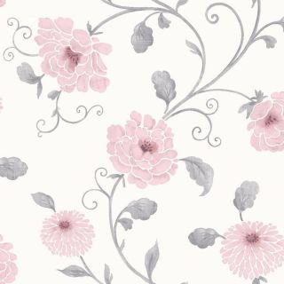 Antoinette White/Pink 613407