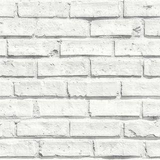City Brick White 698001