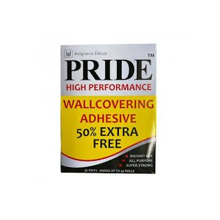 Belgravia Decor Pride High Performance Wallpaper Adhesive Up To 30 Rolls