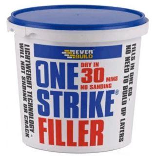 Everbuild One Strike Filler 450ml