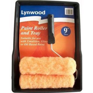 Lynwood Roller & Tray + Spare Sleeve 9 inch