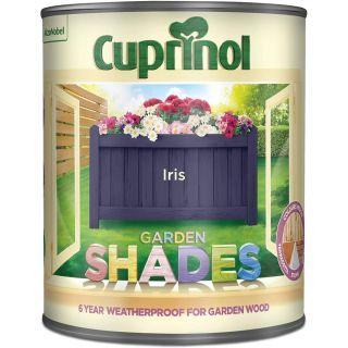 Cuprinol Garden Shades- Iris 1L